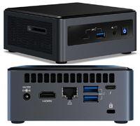 Платформа Intel NUC Original BXNUC10i7FNK2 4.7GHz 2xDDR4