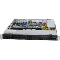 "Платформа SuperMicro SYS-1029P-MT 2.5"" C621 1G 2P 1x600W"