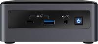Платформа Intel NUC L10 Optane Original BXNUC10i3FNHFA2 4.1GHz 4Gb HDD1000Gb Opt16Gb 2xDDR4