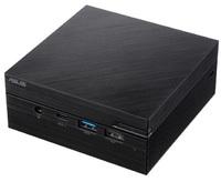 Неттоп Asus PN60-BB7101MD i7 8550u (1.8)/UHDG 620/noOS/GbitEth/WiFi/BT/65W/черный