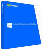Операционная система Microsoft Windows Rmt Dsktp Svcs CAL 2019 MLP 5 Device CAL 64 bit Eng BOX (6VC-03804)