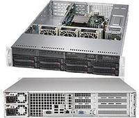 "Платформа SuperMicro SYS-5028R-WR 3.5"" SAS/SATA 1G 2P"