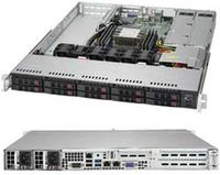 Платформа SuperMicro SYS-1019P-WTR 10G 2P 2x500W
