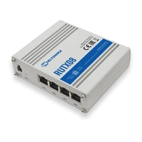 Teltonika RUTX08 - Гигабитный Ethernet маршрутизатор